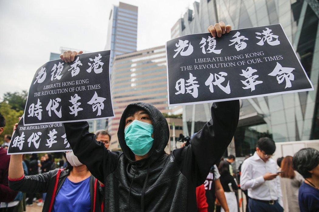 無法抵擋的主流,中國殖民主義狂潮下的香港