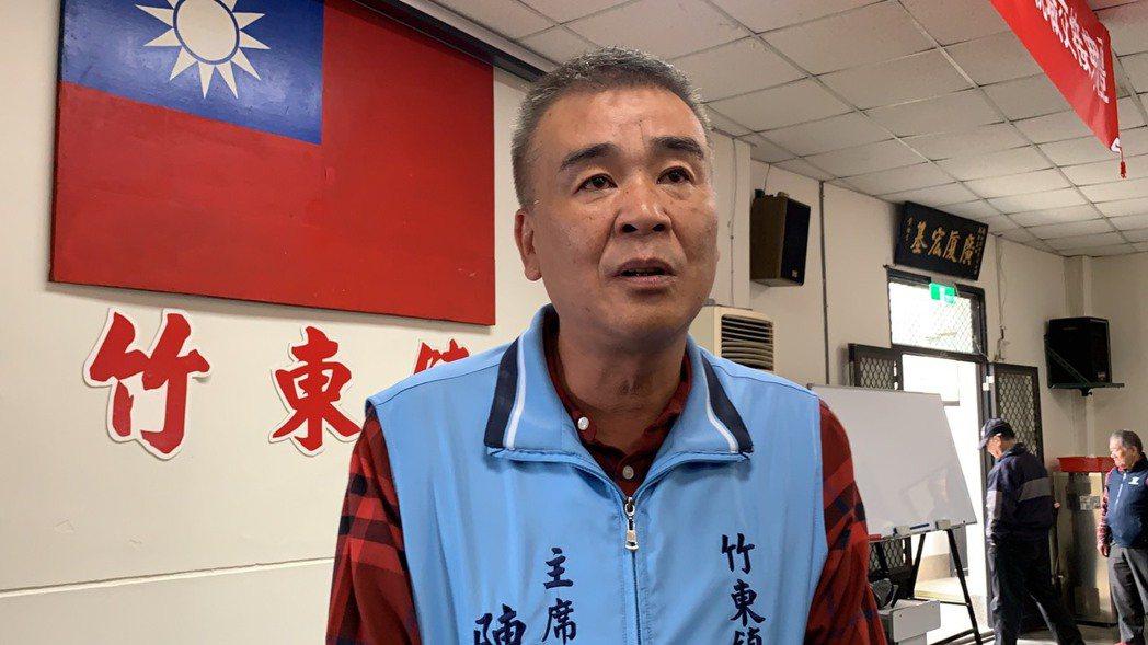 竹東鎮民代表會主席陳昌平說,雖然對於縣府的派令,所有代表都覺得滿遺憾的,不過仍會...
