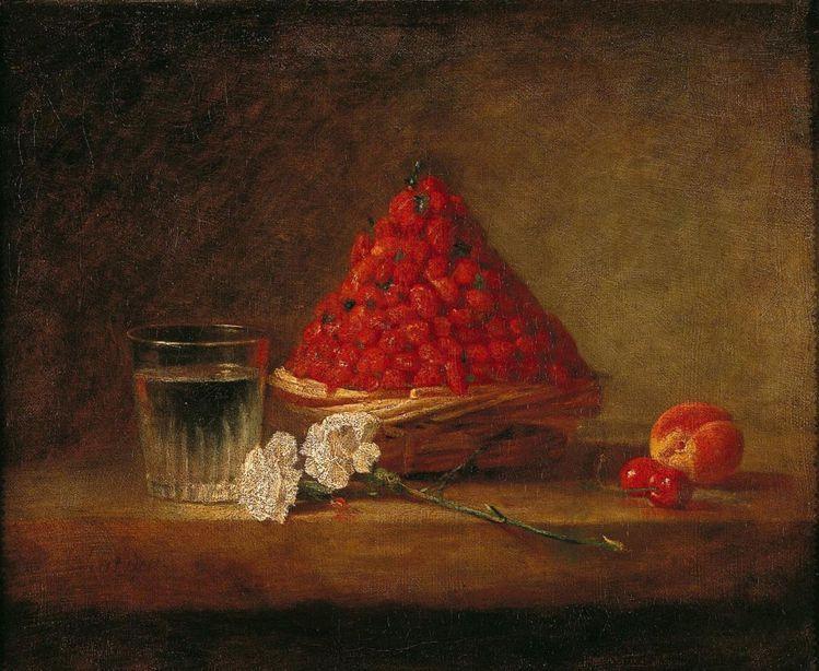 GUCCI Osteria菜色都以復古雋永的色鉛筆畫作為呈現。圖/取自IG