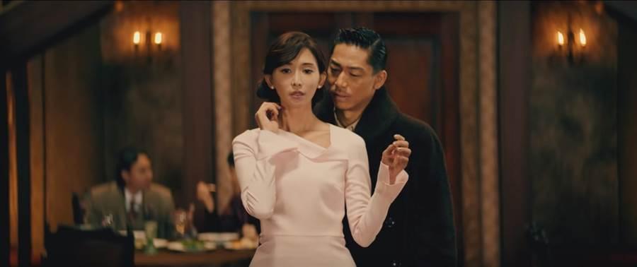 林志玲、Akira合演MV上線。圖/擷取自Youtube