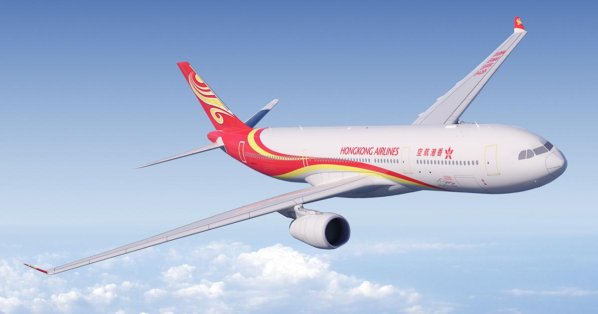 香港航空表示,因應香港的社會情況持續不穩,營商環境充滿挑戰。圖翻攝自香港航空官網