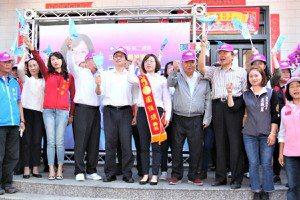 屏東縣第2選區立委激戰 周整合成功、蘇提告反擊