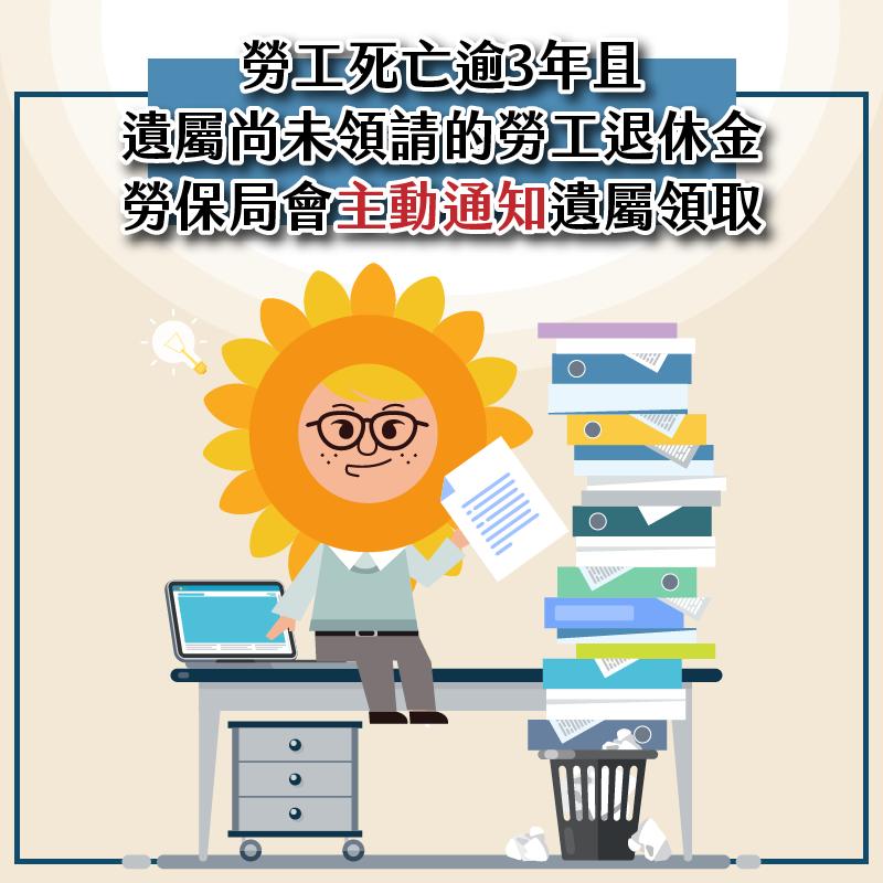 圖/擷取自勞保局臉書專頁