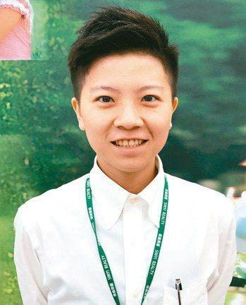 信義房屋新竹經國店主任林意珊,27歲,入行3年 圖/信義房屋提供