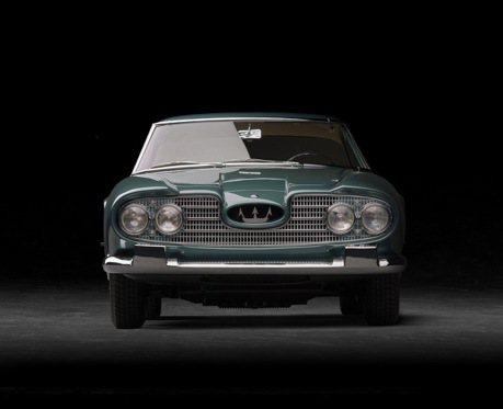 即便過了一甲子 Maserati 5000 GT還是經典雙門跑車大作!