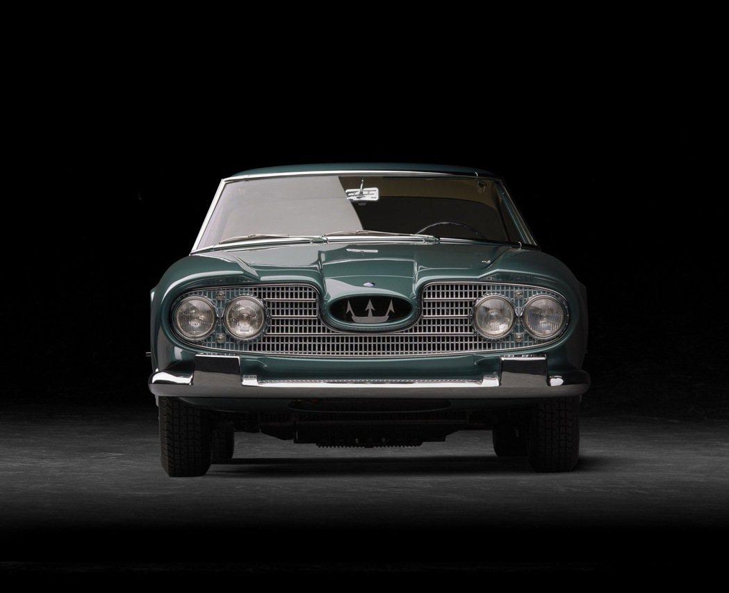 今年是Maserati 5000 GT誕生60周年紀念。 圖/Maserati提...