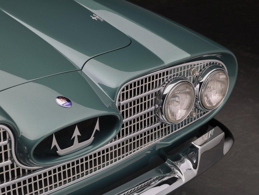 任何細節設計都堪稱是經典。 圖/Maserati提供