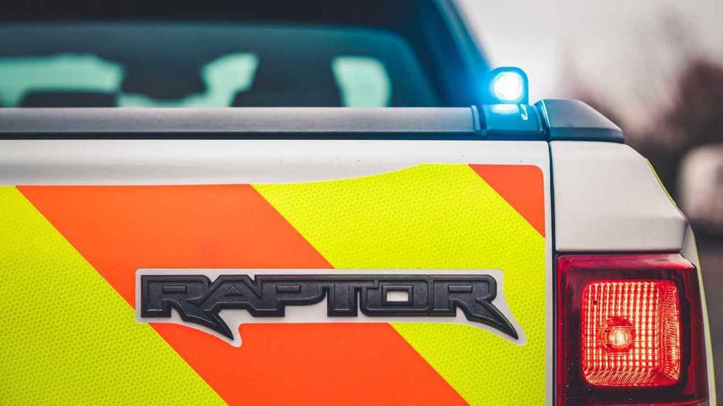 Ranger Raptor擁有傲人越野實力。 圖/Ford UK提供