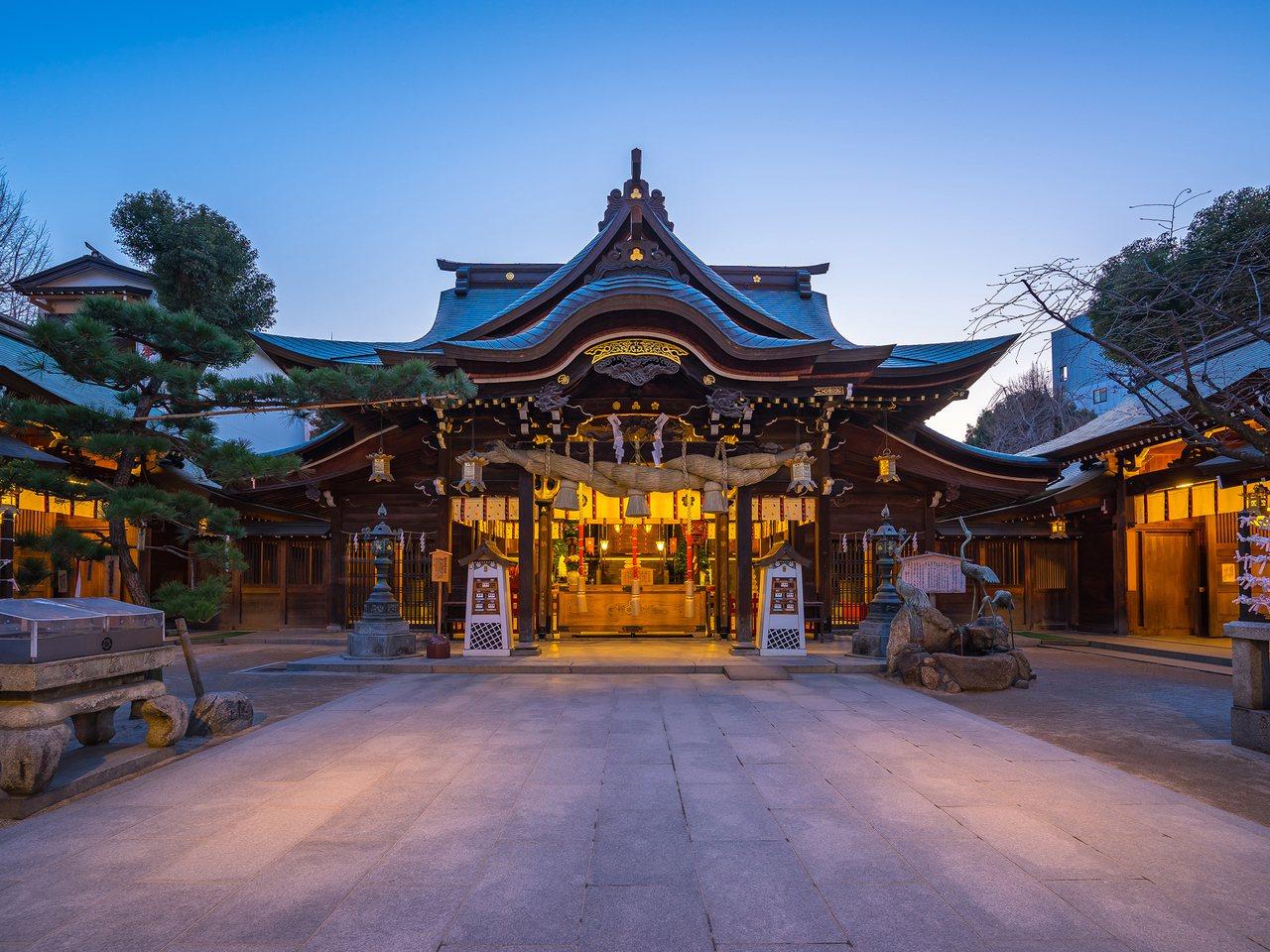 福岡是春節的前五大熱門航點。圖/易遊網提供