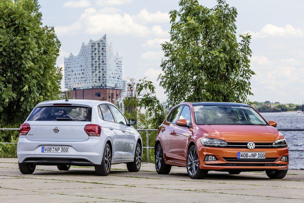 2020年式Volkswagen The Polo全新到港 全車系標配IQ.DR...