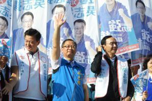 周錫瑋批民進黨 <u>反滲透法</u>、國安法恢復到戒嚴時代