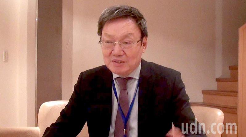 國安會前祕書長蘇起今早針對蔡總統拉美反中的「  顧主權」作法,表示會讓台灣成為美中角力的戰場,非常不道德。記者王昭月/攝影