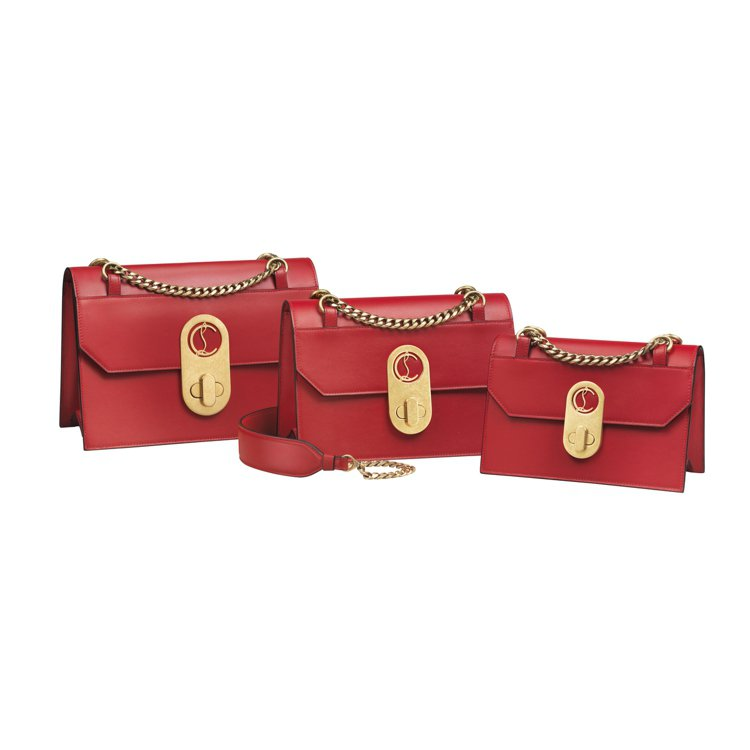 Elisa手袋共有小型、迷你以及腰包等3種尺寸。圖/Christian Loub...