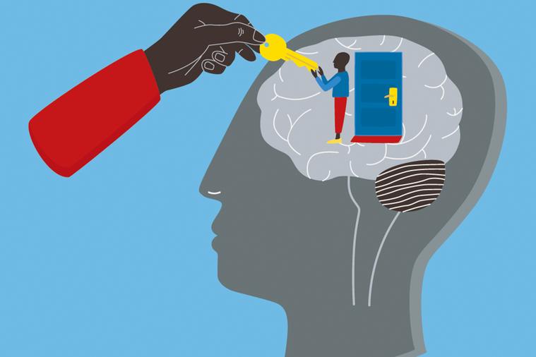 精神疾病患者的處境,經常是行為和思考上都已經發出信號了,但旁人甚至連他自己,卻都...