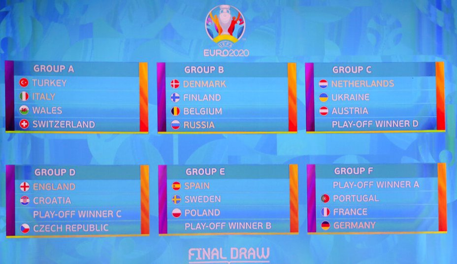 德國、法國和葡萄牙在歐國盃同組,成為超級死亡之組。 美聯社