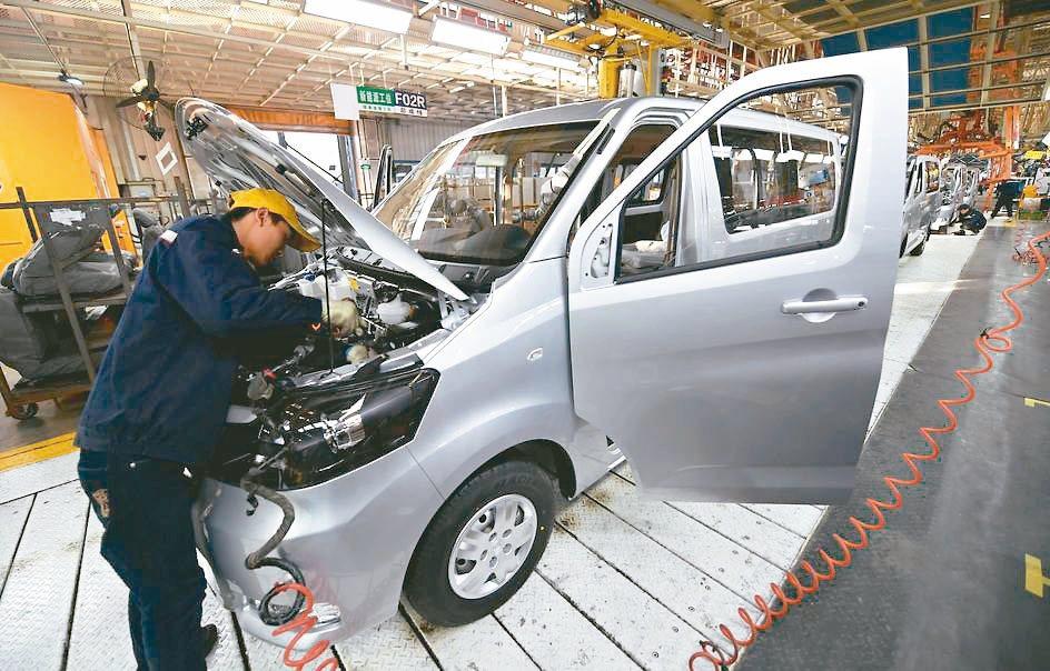 大陸車市2020年至少有10%的負增長,估計要到年底才有望回暖。 新華社
