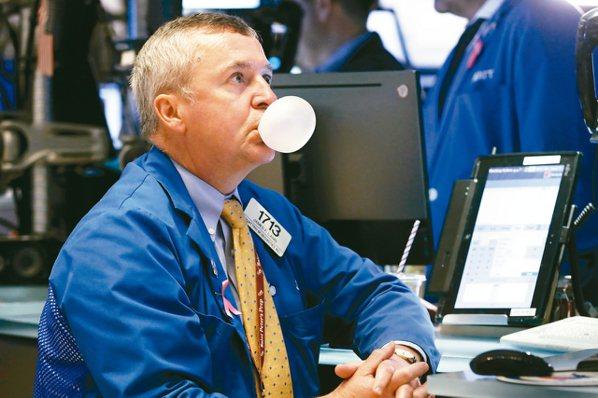 債券市場泡沫愈吹愈大。 (美聯社)