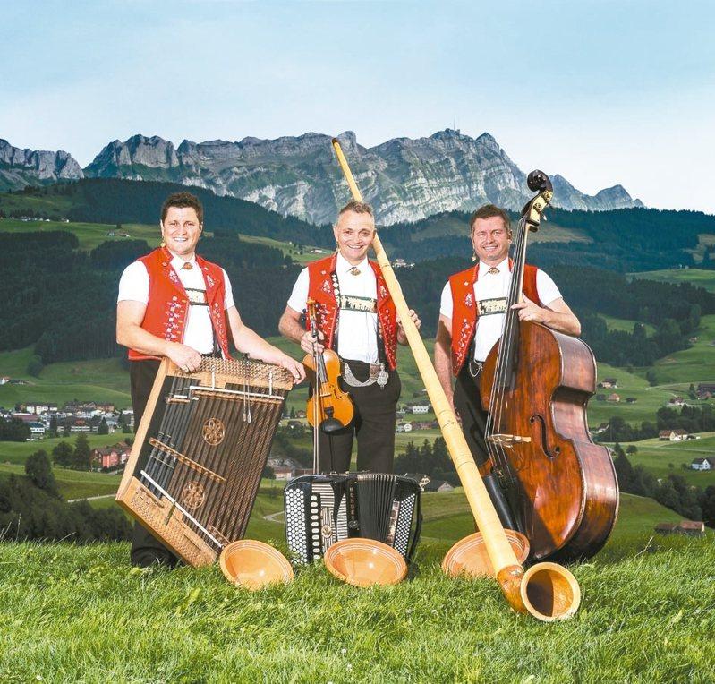 音樂瑞士之夜。 圖/音樂瑞士之夜提供