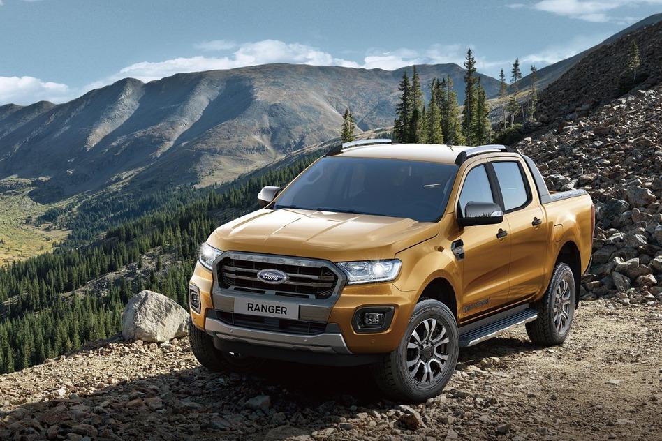 Ford車展優惠提前開跑 Ford Ranger Wildtrak現金價136.8萬