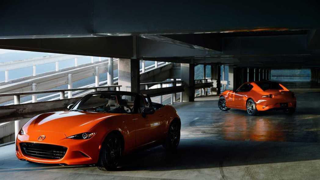 加上Hybrid系統後的MX-5,還能有以往的靈巧性嗎。 摘自Mazda