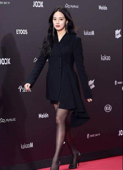 演員李珠妍。圖/擷自Twitter
