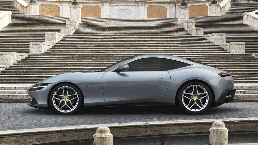 Ferrari Roma。 摘自Ferrari