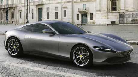 Ferrari首款休旅Purosangue 將與Roma GT共用底盤?