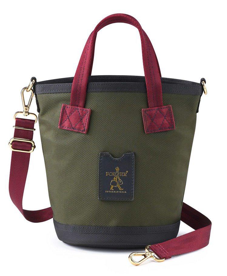 Porter International LUXY系列手提包,3,950元。圖/...