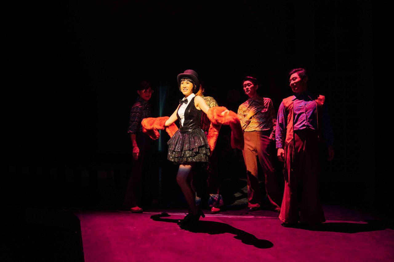 音樂劇《台灣有個好萊塢》。圖/瘋戲樂工作室提供
