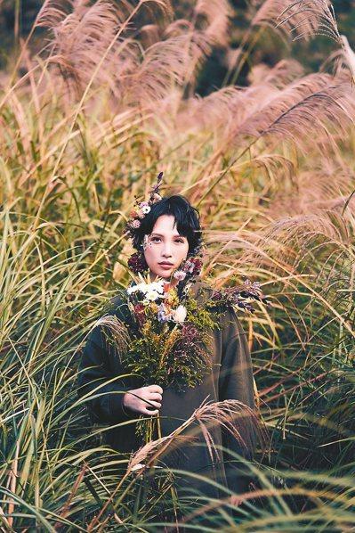 魏如萱新歌MV於陽明山取景。 圖/好多音樂提供