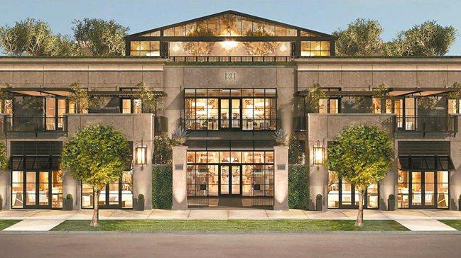 申報文件揭露,波克夏在截至9月底,持有RH公司約121萬股的股票,價值約2億美元...