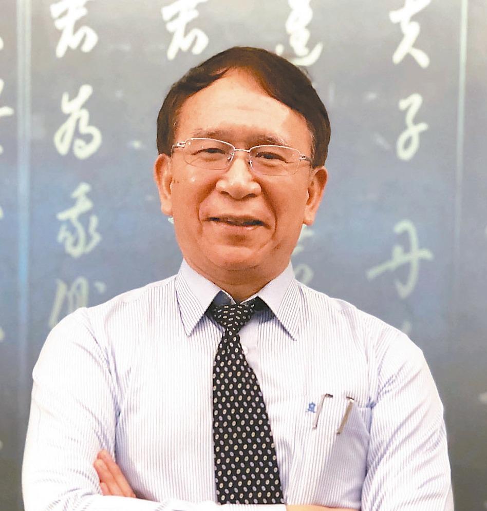 晟德集團董事長林榮錦 (聯合報系資料庫)