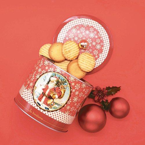 La trinitaine耶誕精緻禮盒。 圖/La trinitaine提供
