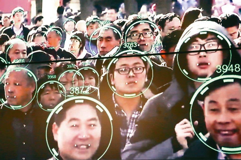 金融時報指出,中國公司正在協助制定聯合國人臉辨識標準。 路透