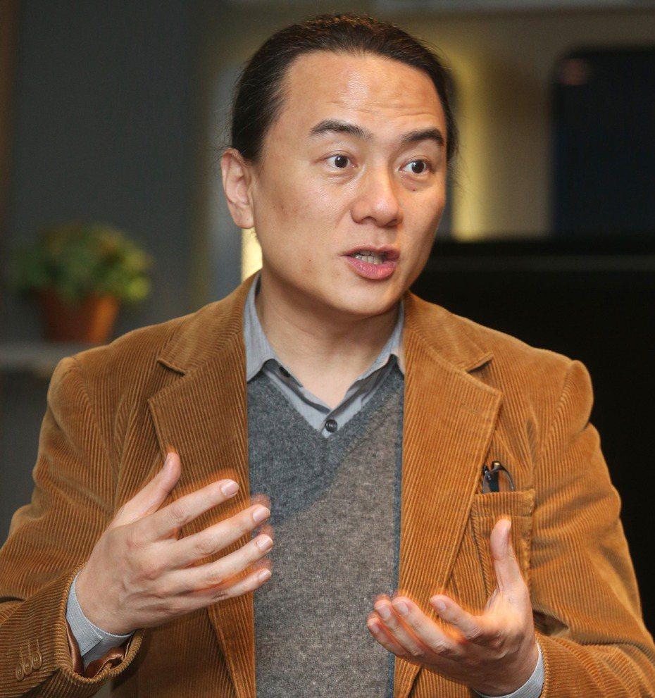 時代力量不分區立委參選人翟本喬。 聯合報系資料照/記者林俊良攝影