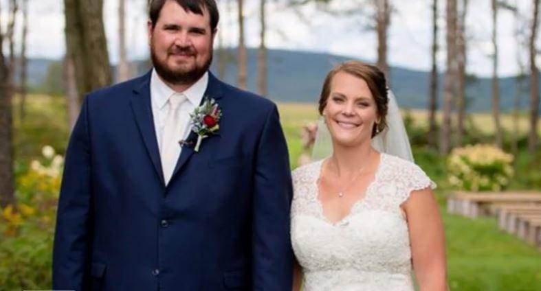 德瑞克‧史密斯(Derick Smith)與妻子凱蒂(Katy)。 圖擷自/inside edition
