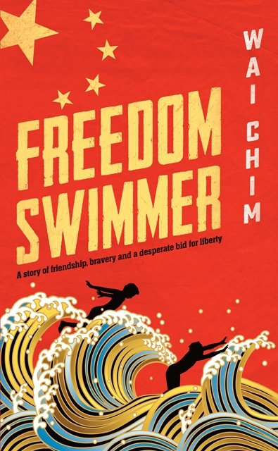 2016年美籍華裔作家詹慧萍出版英文小說The Freedom Swimmer,...
