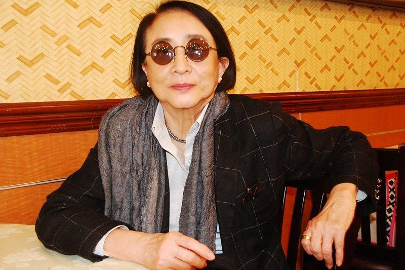 圖為香港獨立女導演唐書璇,攝於2012年。 圖/聯合報系資料照