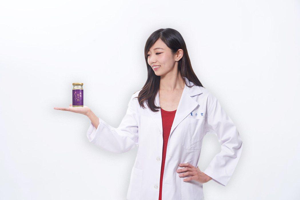 專業營養師夏子雯表示:「白木耳富含多醣體,是秋冬很好的日常保養食材。」 芳茲生技...