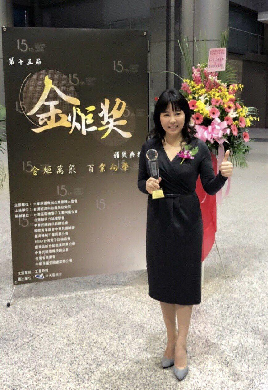 第十五屆「金炬獎」,致力於兩岸醫療發展的京媛醫療集團,不僅獲得「績優企業獎」外,...