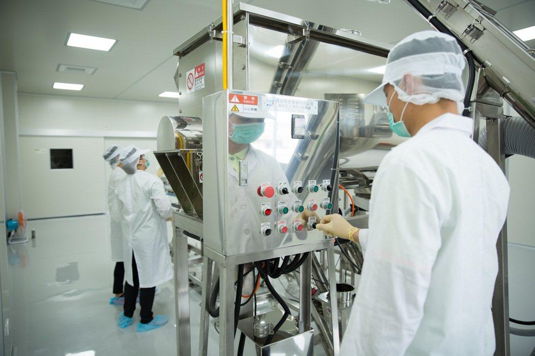 達邦蛋白新建的中國大陸漳州廠第一條線已於今年十月開始投產,產能可1200噸,預計...