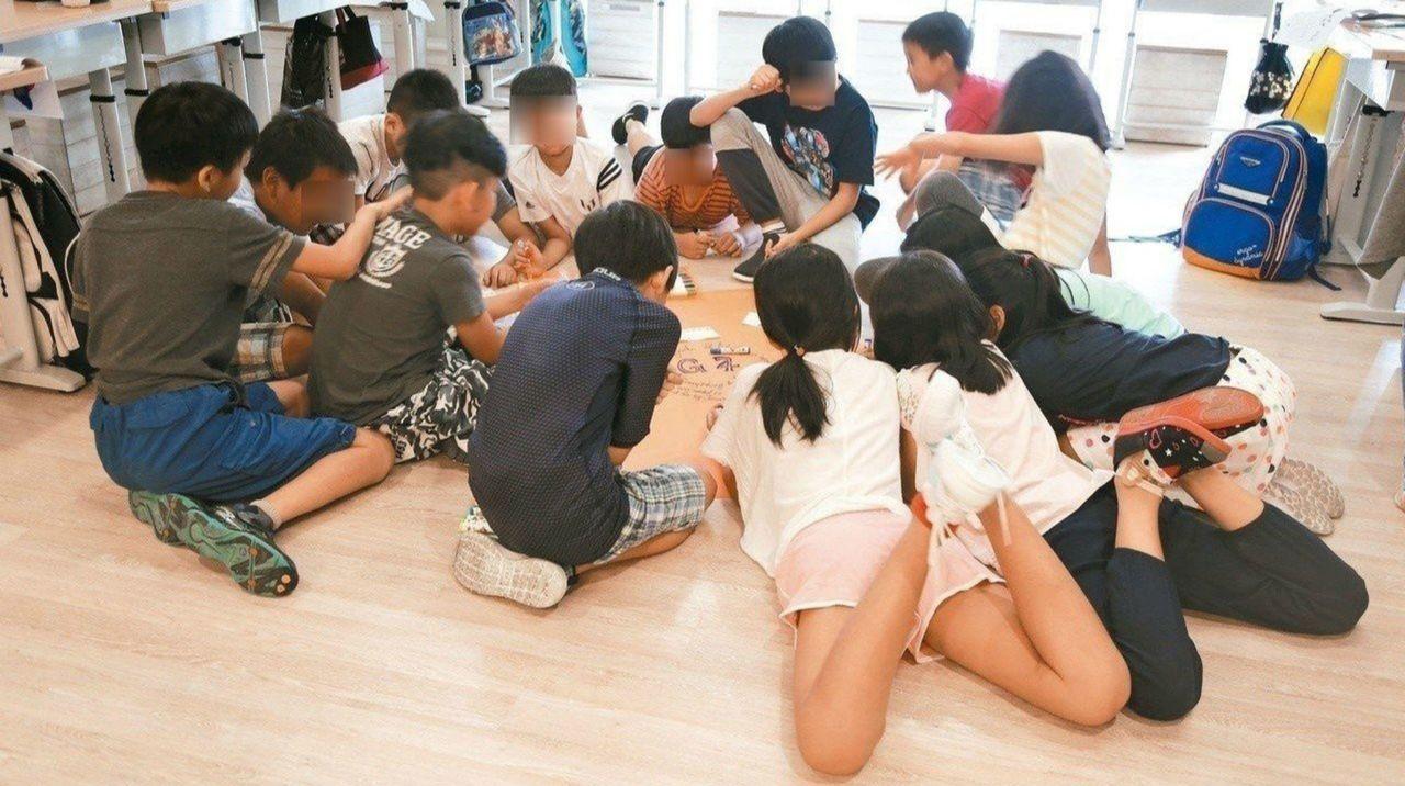 台灣實驗教育近年蓬勃發展。本報資料照片