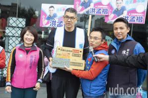 謝龍介要選黨主席 <u>連勝文</u>:我心目中的未來主席