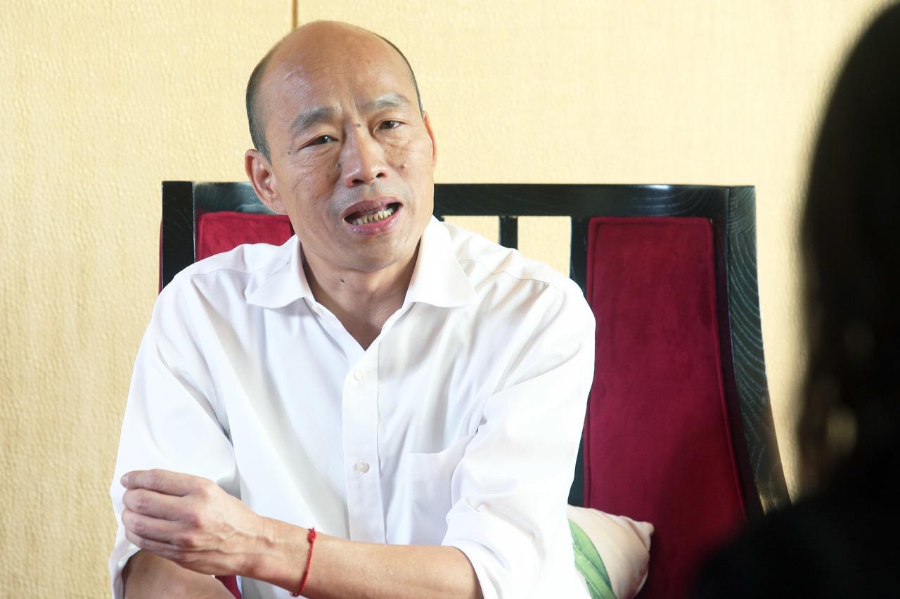 指責公然侮辱 韓國瑜告蔡玉真、台灣基進