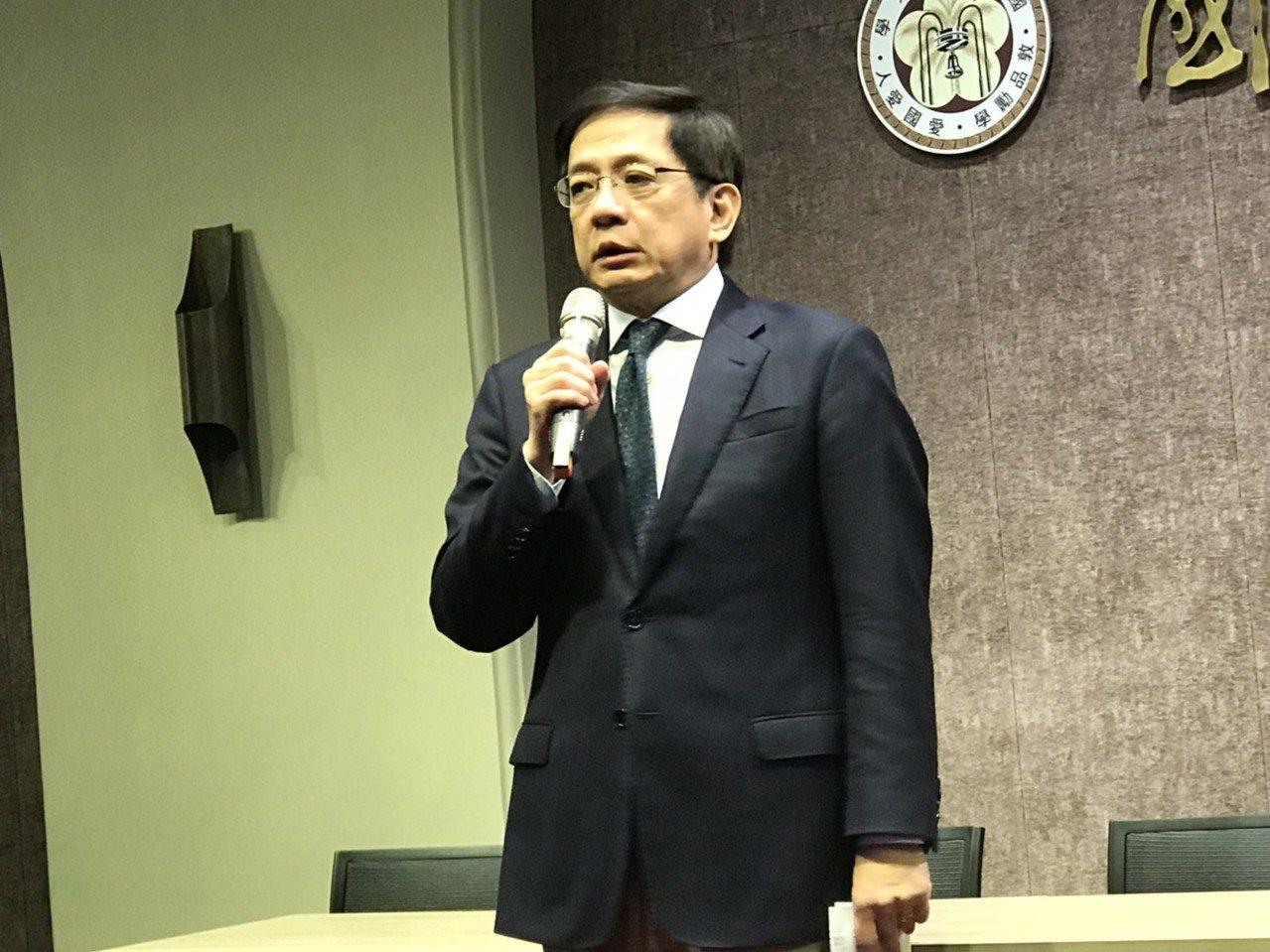 台大校長管中閔說,預計香港地區學生的報到率約八成五,本地學生應會全數報到。其中,...