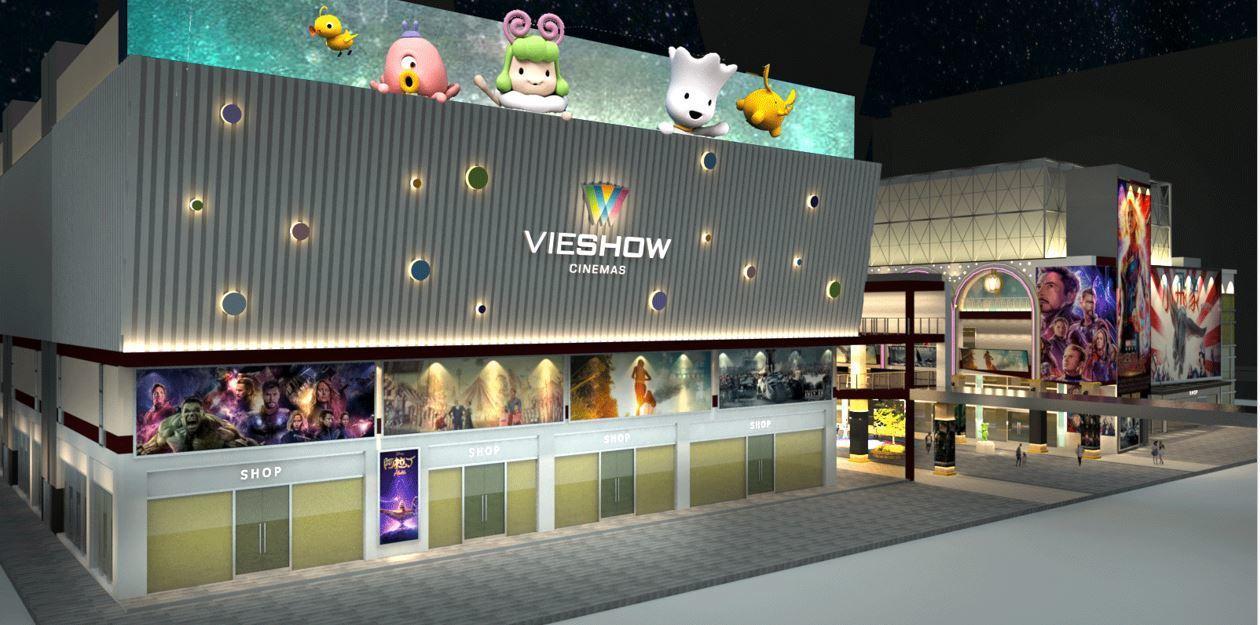 信義威秀預計於2020年第3季之後陸續改裝。圖/威秀影城提供