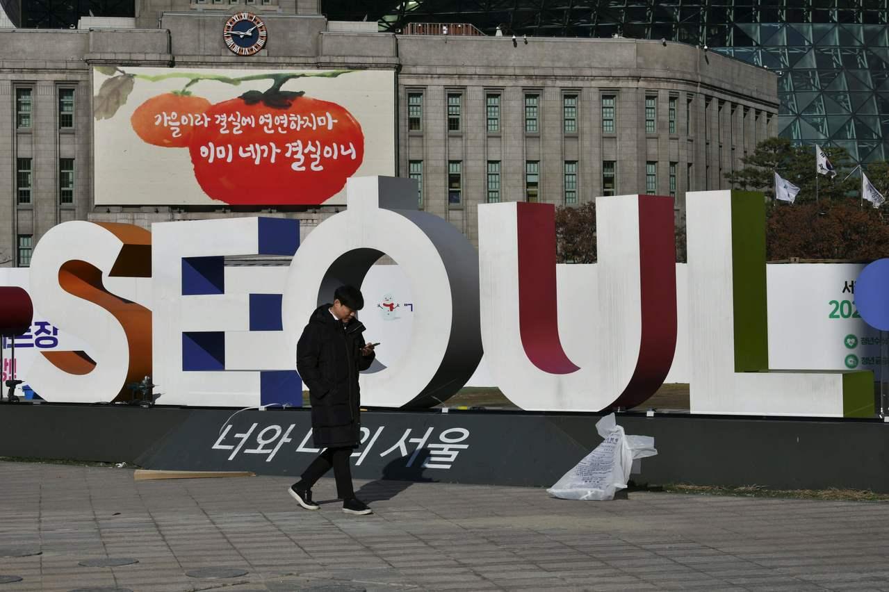 今年每5家南韓企業就有1家縮編人力。法新社