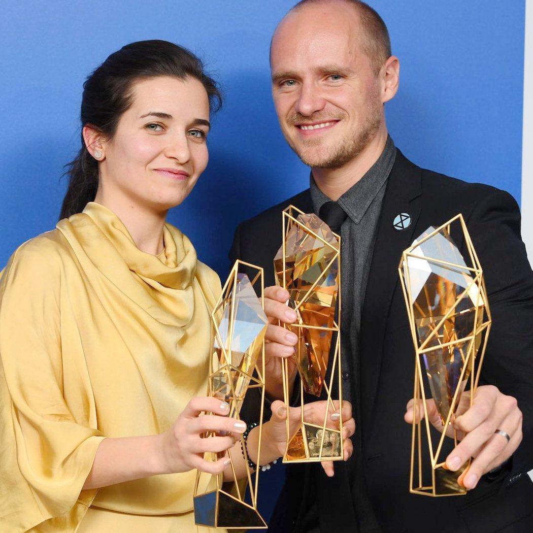 紀錄片「親愛的莎瑪」橫掃英國獨立電影獎4大獎,是最大贏家。圖/海鵬提供