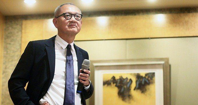 國巨董事長陳泰銘日前法說會提到,庫存天數將下滑。報系資料照