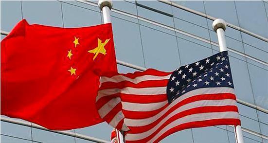 美媒報導,中美首階段貿易協議可能由於香港問題而受阻延。 (新浪新聞網)